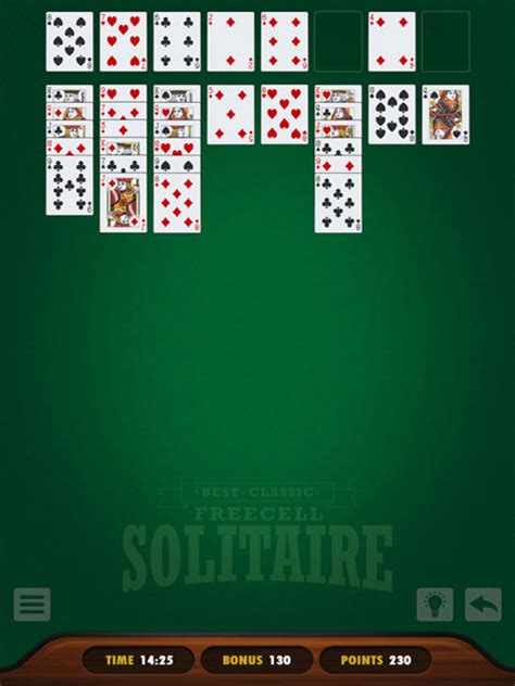best freecell best classic freecell solitaire dreado