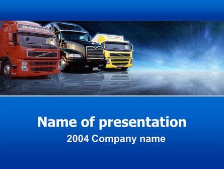 logistics powerpoint template poweredtemplate com 3 logistics powerpoint template backgrounds 00007