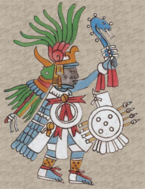 ranking de dioses aztecas listas en 20minutos es