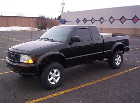 2001 gmc sonoma zr2 6 700 possible trade 100151535