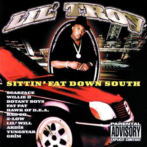 Lil Troy Wanna Be A Baller Download | lil troy sittin fat down south explicit version