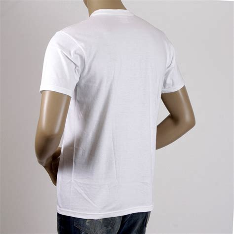 Neck Cotton T Shirt crew neck plain white shirt by whitesville niro fashion
