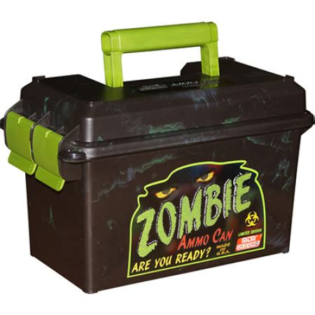 mtm zombie  cal ammo  american box