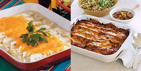 Chicken Enchiladas Two Ways Beginner Expert by Easy And Expert Recipes For Chicken Enchiladas Popsugar Food