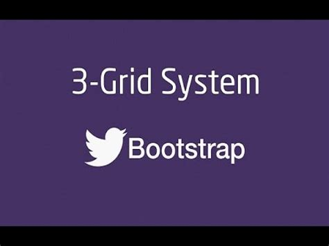 tutorial bootstrap 3 grid bootstrap grid system tutorial tutorial bootstrap 3