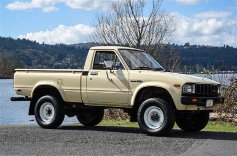toyota pickup dealers 1983 toyota 4x4 pickup for sale on bat auctions sold for