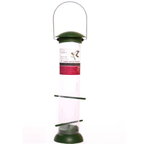 chapelwood niger seed bird feeders outdoor garden feeding