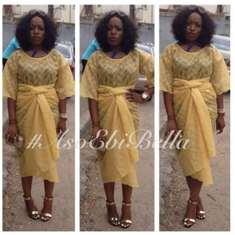 pictures of latest blouse and wrapper bella naija latest nigerian george and wrapper styles