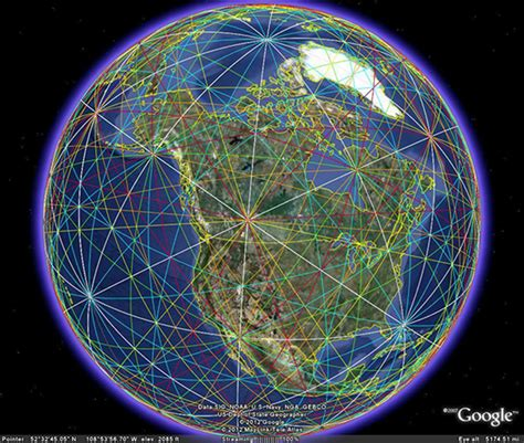 Nesa Shopp Mukena Naura the ufo and ley line connection the nate max project