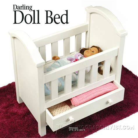 doll bed plans 340 doll bed plans woodarchivist