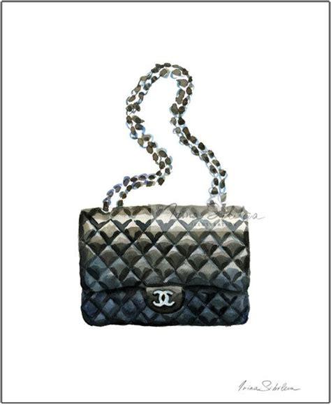 Bag Fashion Atr best 25 fashion illustration chanel ideas on