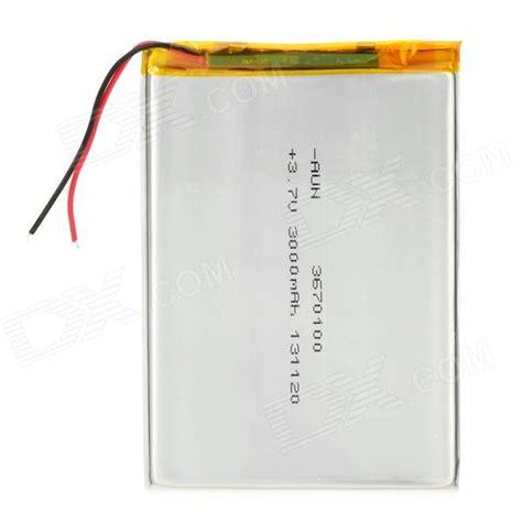 Baterai Battery Power Tab Tablet Universal Cina China B11 buy replacement 3 7v 3500mah li polymer battery tablet pc