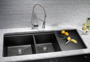 Kitchen Sinks Granite Kitchen Sinks Granite Composite Offers Superior Durability