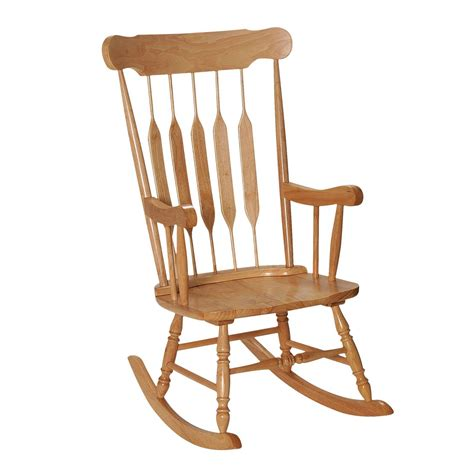Rocking Chair For Adults by Gift Wooden Rocking Chair Ebay