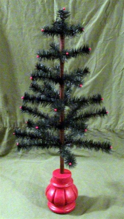 goose feather christmas tree german made 2 1 2 foot