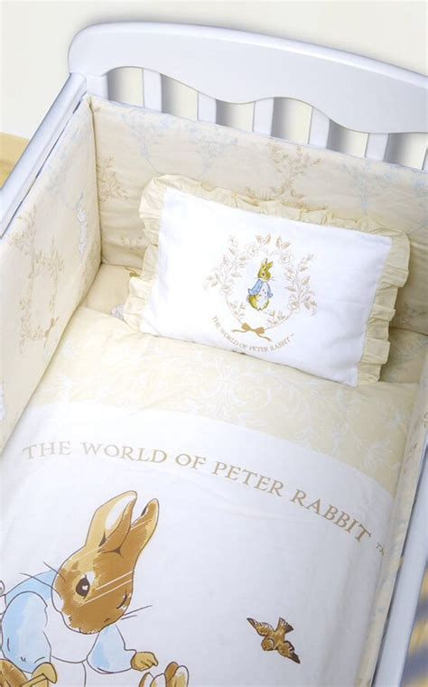 peter rabbit crib bedding peter rabbit nursery bedding baby ballard pinterest