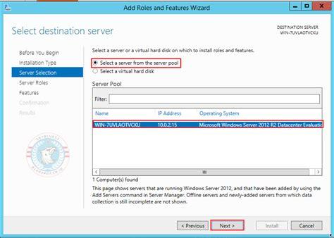 cara konfigurasi dns windows server 2012 cara install active directory dan dns windows server 2012