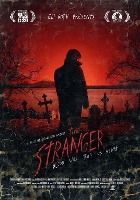 libro the stranger from the the stranger movie review film summary 2015 roger ebert