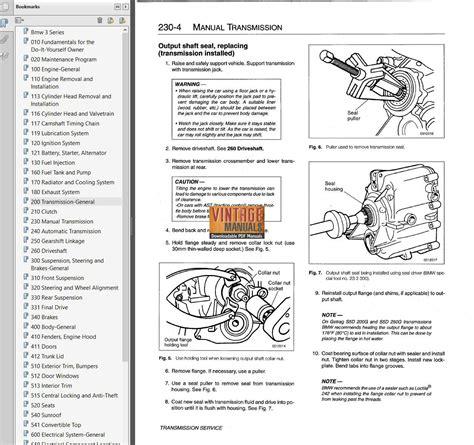 bmw   repair manual  torrent