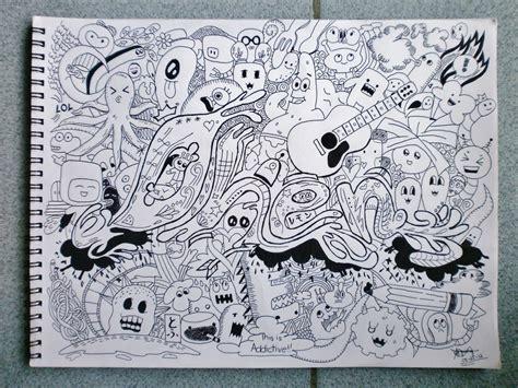 exo doodle wallpaper doodle art by littleeinztein on deviantart