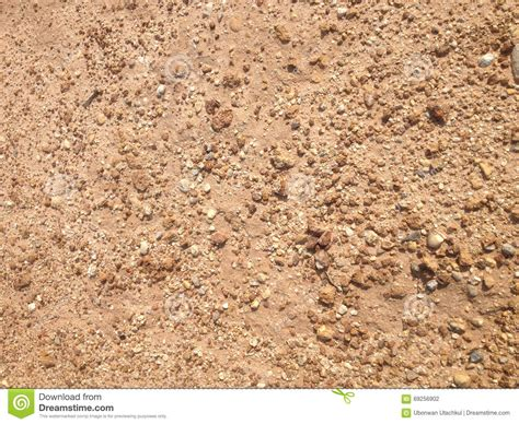 Idaho Sand And Gravel Brown Sand And Gravel Floor Stock Photo Image 69256902