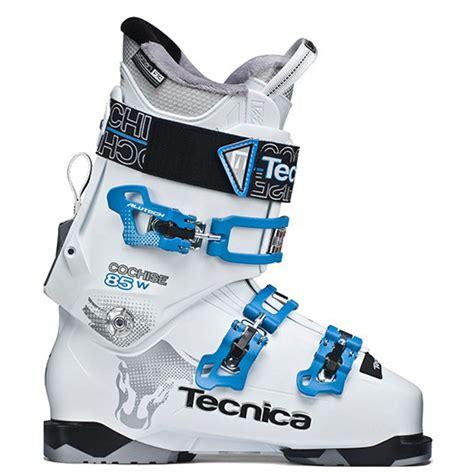 womans ski boots tecnica cochise 85 w ski boots s 2016 evo