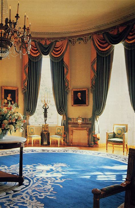 white house drapes blue room white house www imgkid com the image kid has it