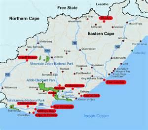 port elizabeth en afrique du sud tourisme climat
