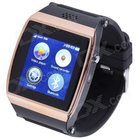 Q18 Bluetooth Smartwatch Phone W Pedometer Anti Lost Xs aoluguya s11 1 55 quot touch screen smart phone w anti lost bluetooth pedometer brass