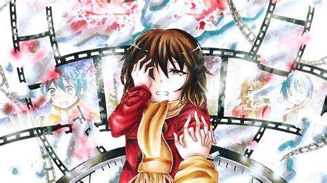 anime erased ost fanart kayo hinazuki erased