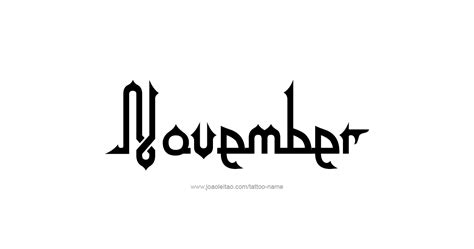 november tattoos november designs www pixshark images