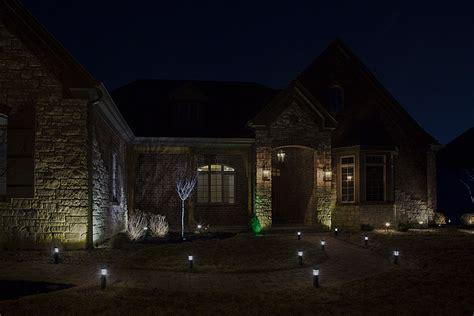 Bollard Landscape Lighting Led Landscape Path Lights Mini Bollard 2 Watt
