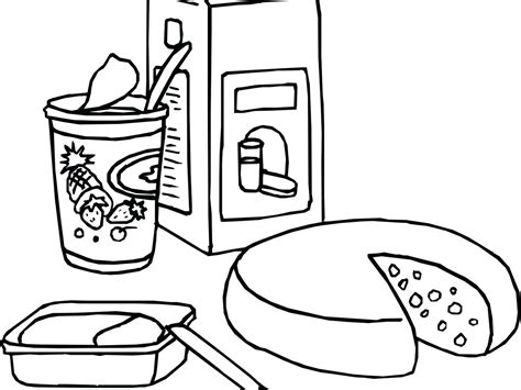 Coloring Page Yogurt by Yogurt Coloring Pages To Print Free Coloring Sheets