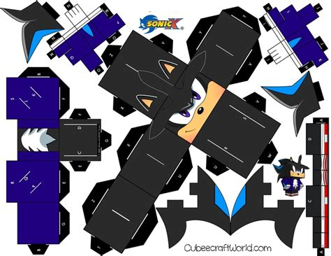 Shadow Papercraft - 255 best cubee cubes figures images on paper