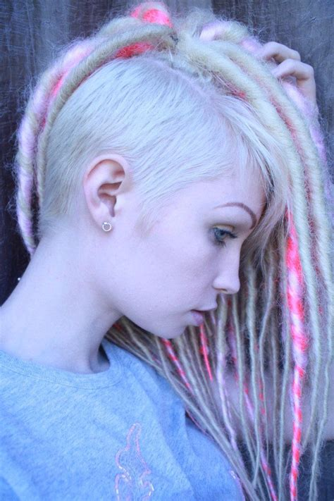shaved sides long top extensions portrait stock 45 by ladystardustxx on deviantart super
