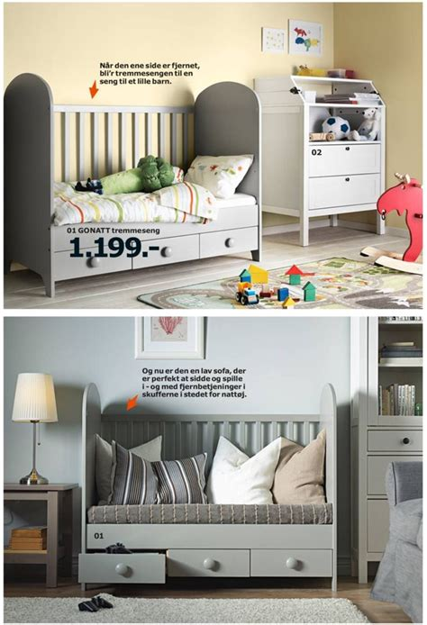 Baby Cot Ikea toddler bed rail for ikea crib nazarm