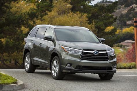 2015 Toyota Highlander Horsepower 2015 Toyota Highlander Redesign 2017 Car Reviews Prices