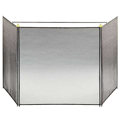 fireplace child guard pictured here is the child guard 3 fold fireplace screen
