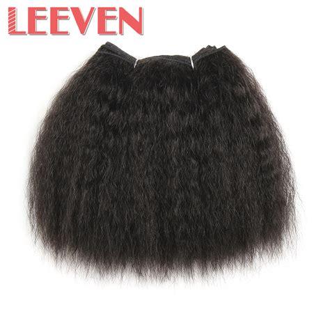 how to antibacterial fiber braiding hair straight leeven kanekalon kinky straight short weave bundles sewing
