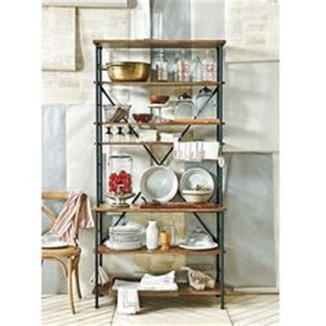 ballard designs sonoma bookcase shelves on bookcases bakers rack and library