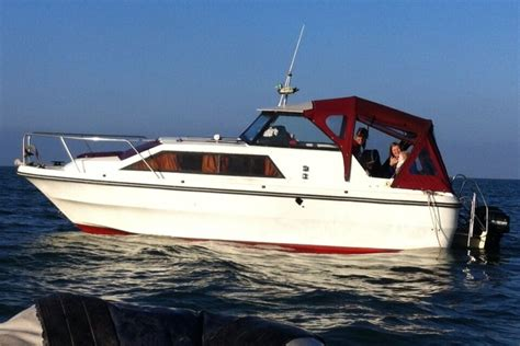 boat hatches on gumtree shetland black prince cabin cruiser boat in bangor