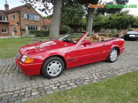 mercedes for sale in south africa mercedes sl class used cars mitula cars