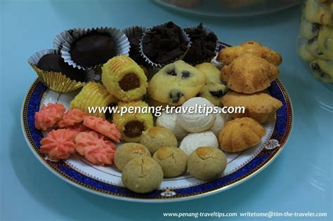new year cookies penang penang new year cookies