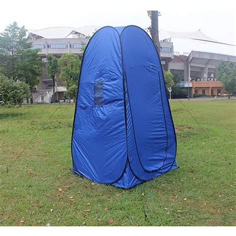 pop up dressing room tent portable dressing pop up changing tent cing toilet shower room privacy ebay