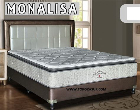 Matras Alga Bed cardin monalisa 30 cm toko kasur bed murah simpati furniture