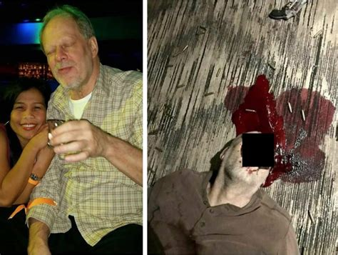 tattoo on neck of las vegas shooter there is no tattoo on paddock s neck