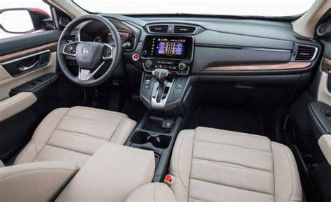 Top 10 Car Interiors by 2017 Honda Cr V Wins Top 10 Best Car Interiors Of 2017
