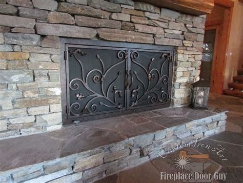 fireplace screens san diego benefits of fireplace doors san diego ca weststar chimney