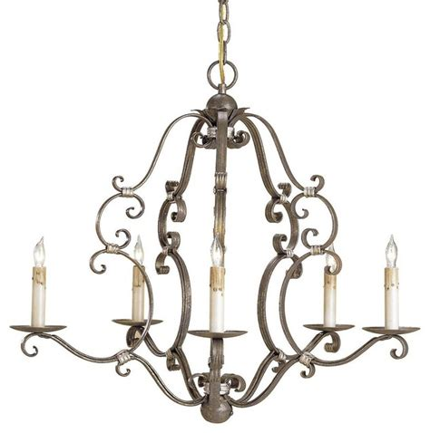 scroll chandelier scroll chandelier 5 lt chandeliers by shades
