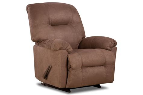 chocolate microfiber recliner renegade chocolate microfiber recliner at gardner white